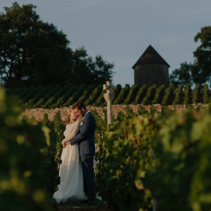 Burgundy France Destination Wedding / Margot & Lukas