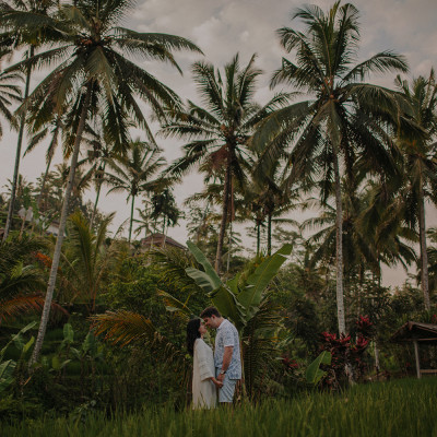 Bali Pre Wedding Photographer / Heidi & Eden