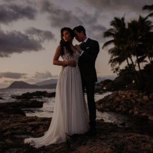 Lanikuhonua Destination Wedding at Ko'olina Hawaii