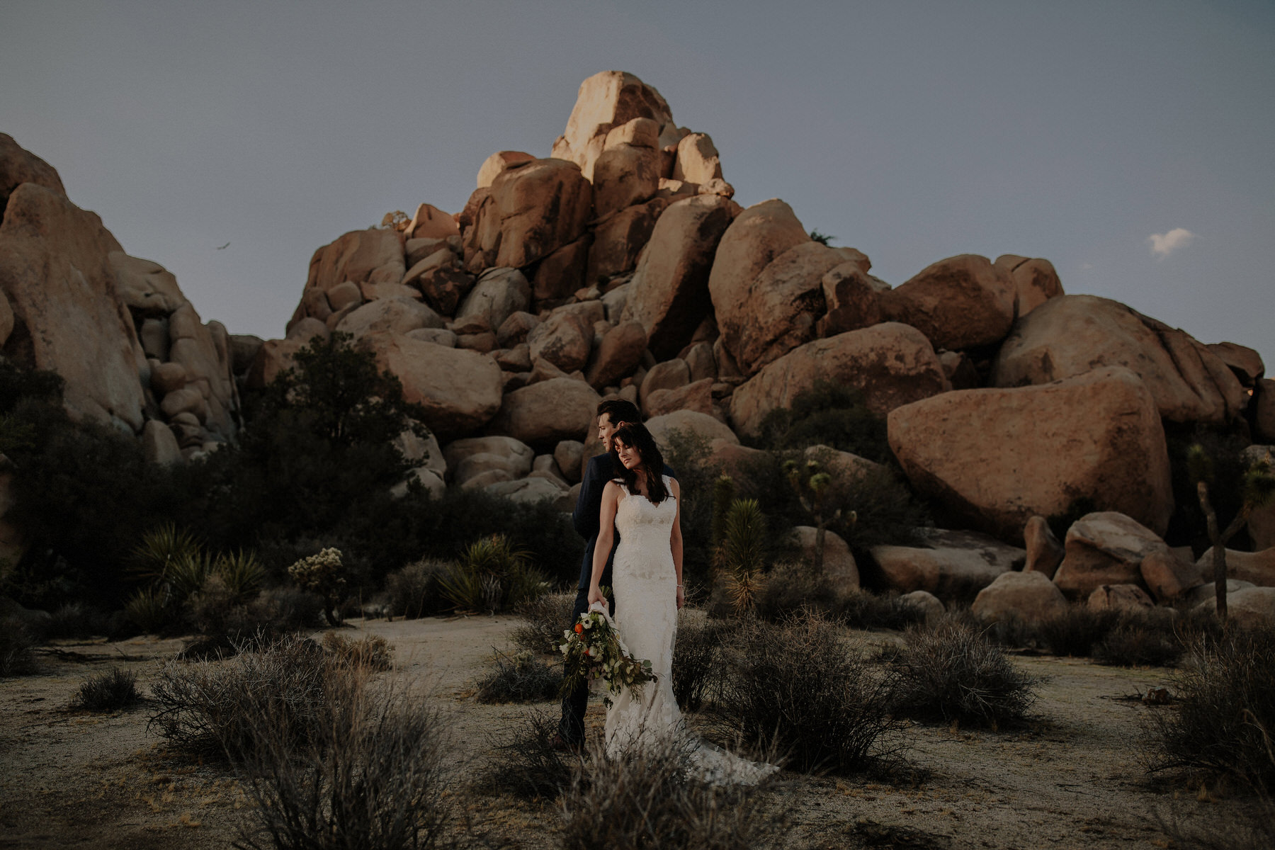 Joshua Tree Elopement Wedding Photographer Photographers Photography