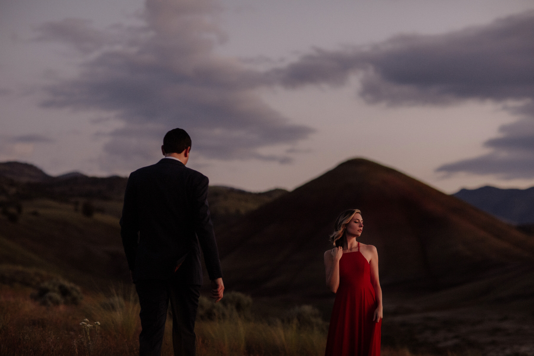 Painted Hills Oregon Elopement
