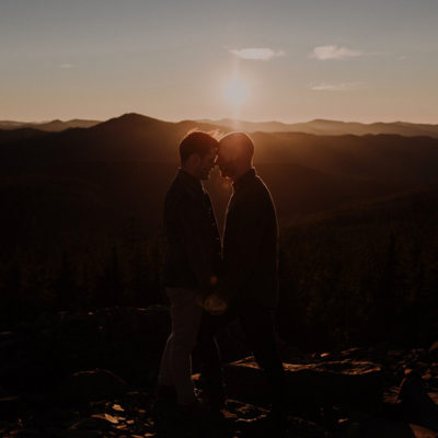 Oregon Same Sex Engagement Session