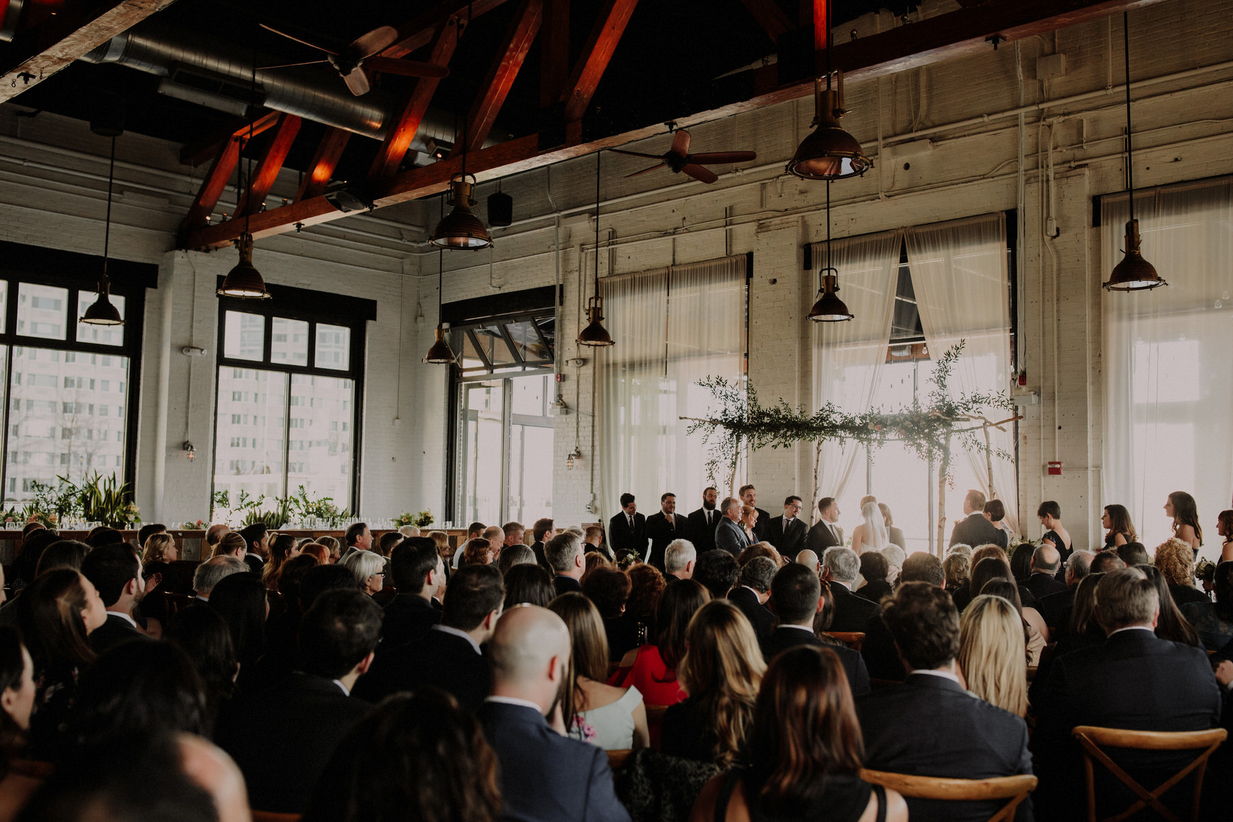 jersey city intimate wedding