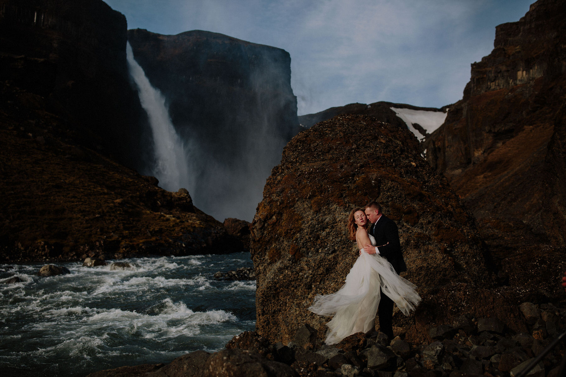 iceland highlands elopement