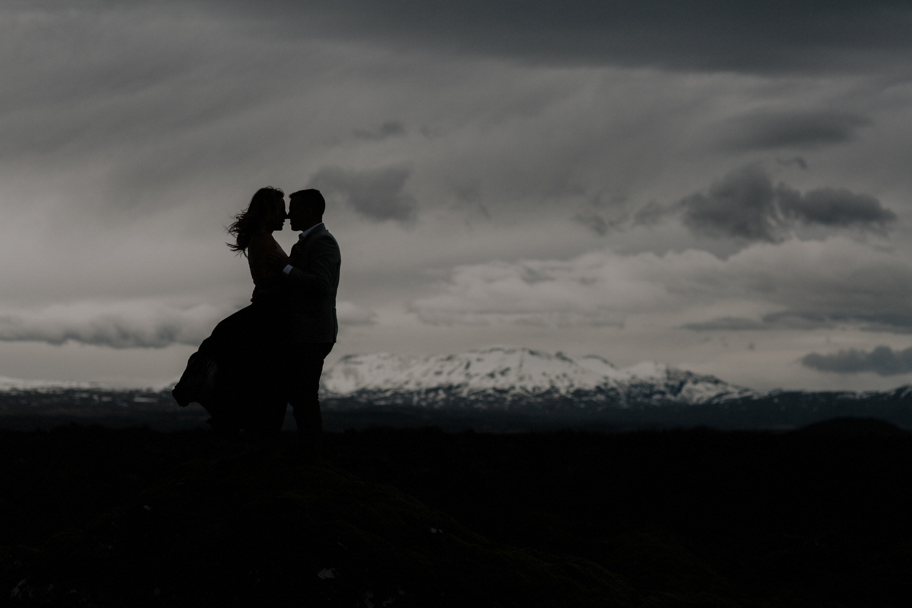 iceland adventure wedding photographer