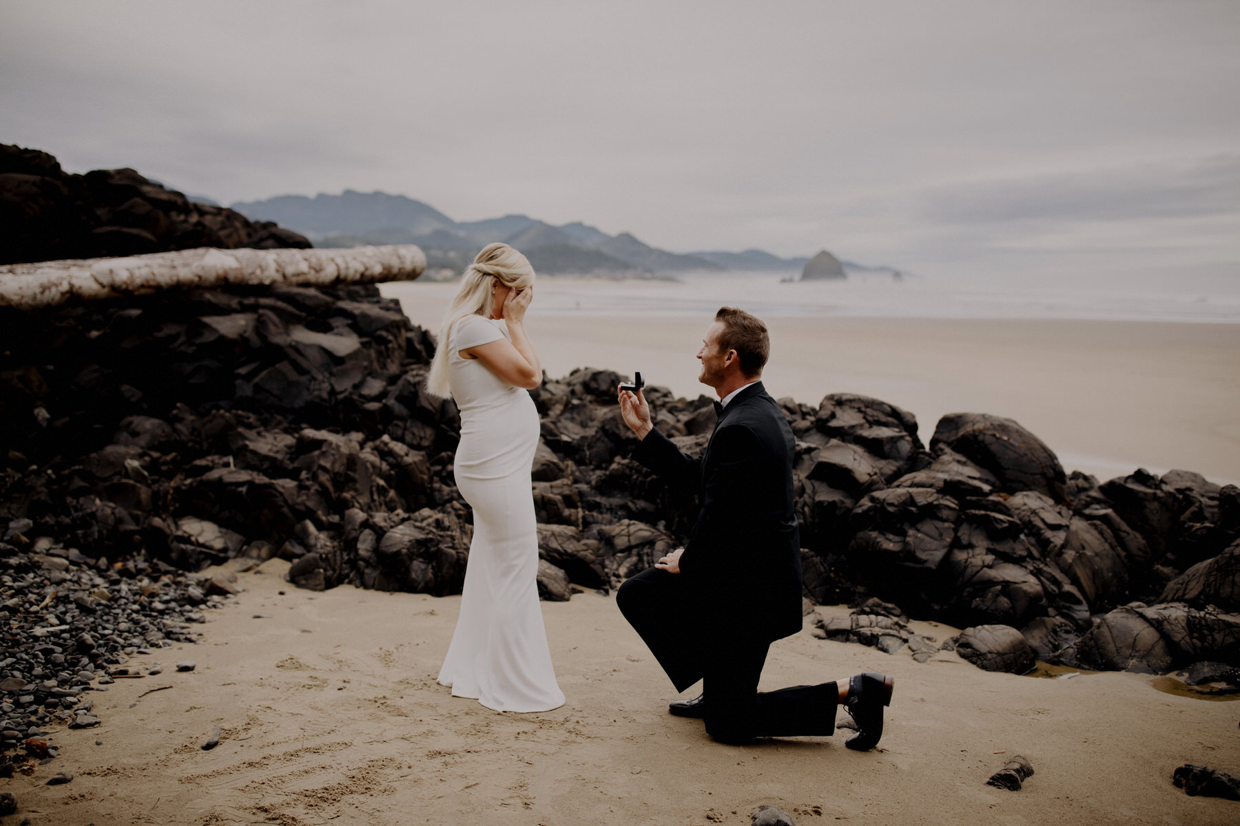 best spots to propose on the oregon coast